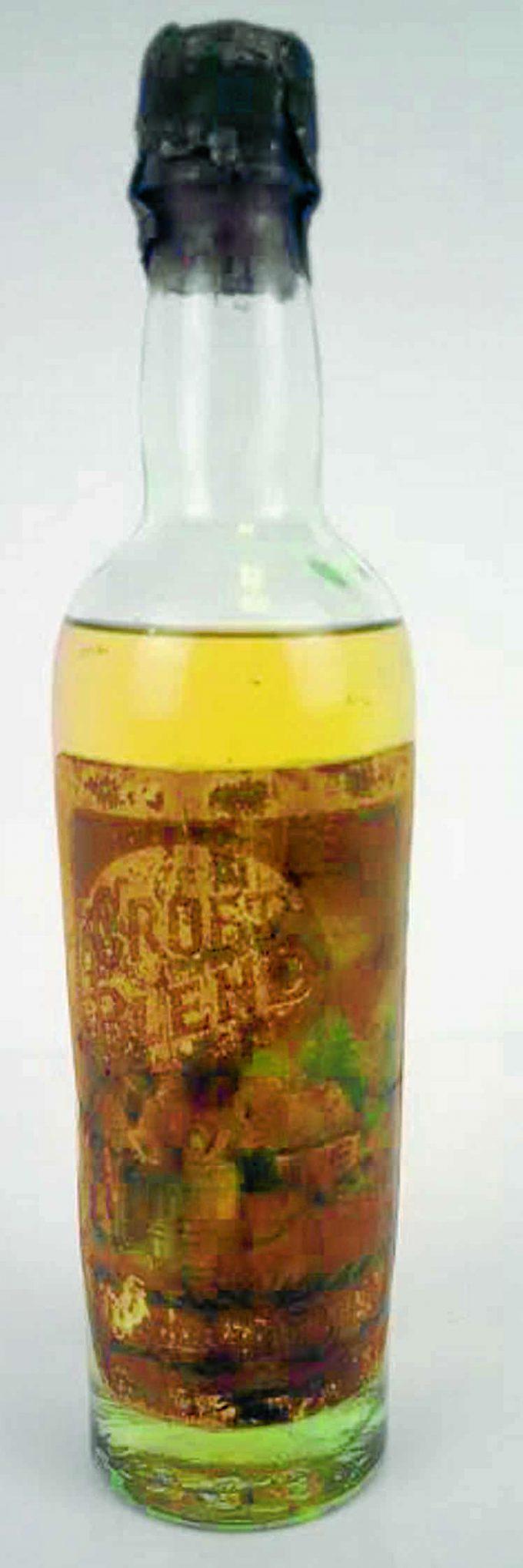 war whisky