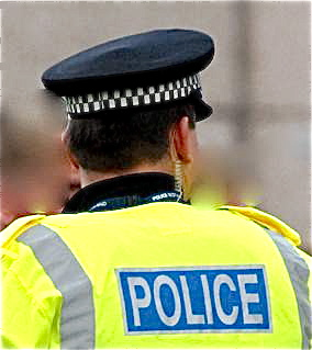 POLICE file BA