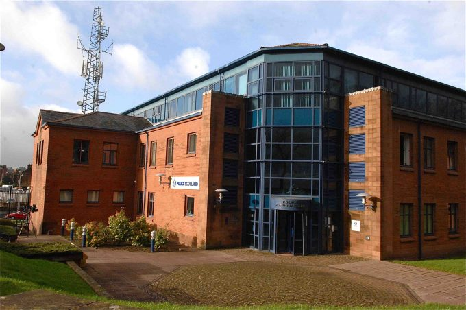 police hq dumfries hh1