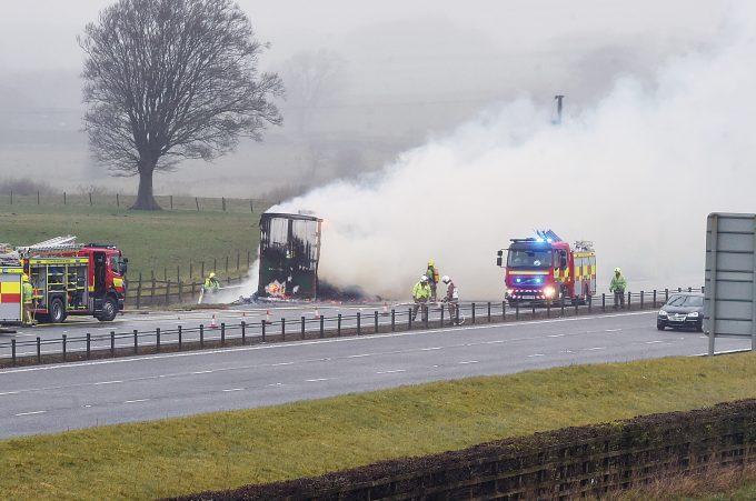 lorry fire ttt3