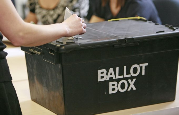 election ballot box2