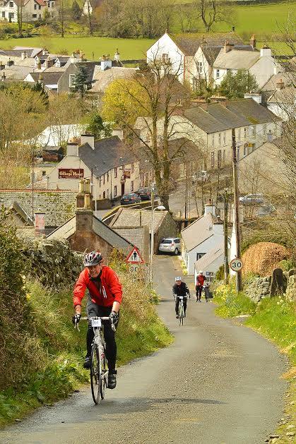 Drumlanrig cycle hallenge 2