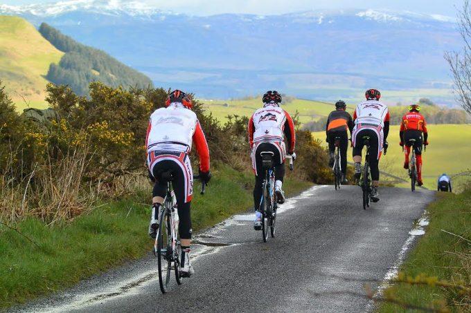 Drumlanrig cycle challenge 4