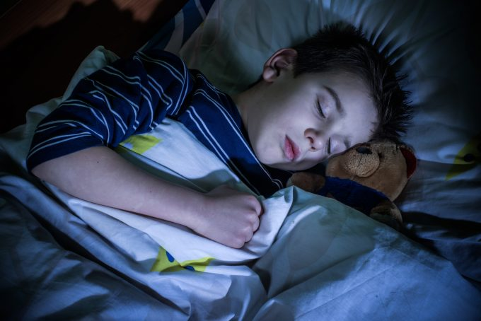Toddler Wetting Bed At Night