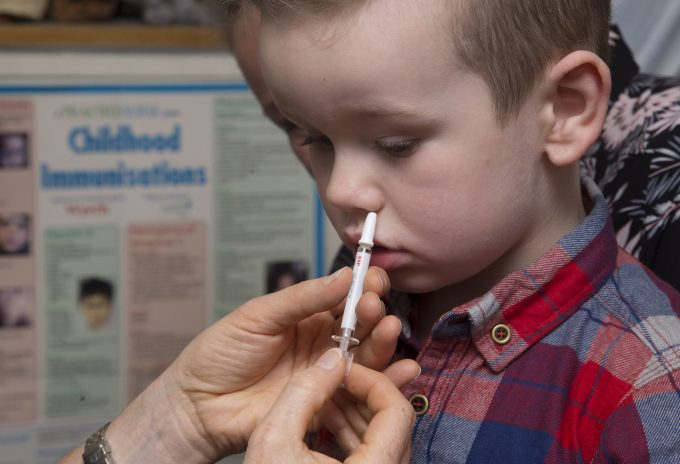 Universal Flu Vaccine Entering Human Trials