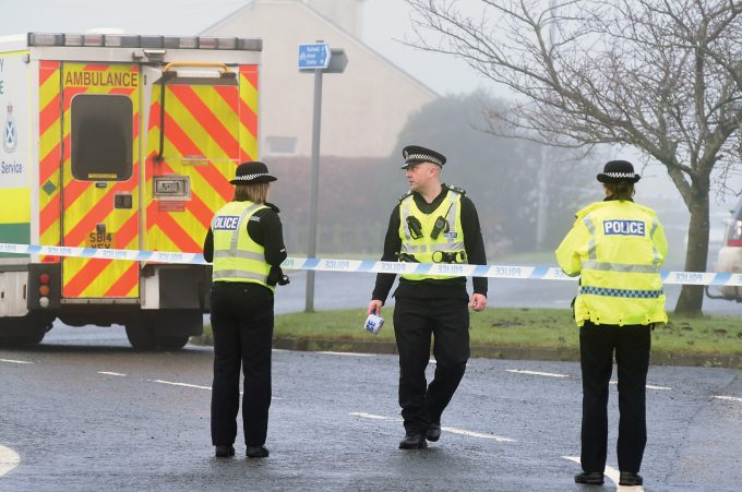 Investigation launched into 'suspicious' death of woman in Carrutherstown