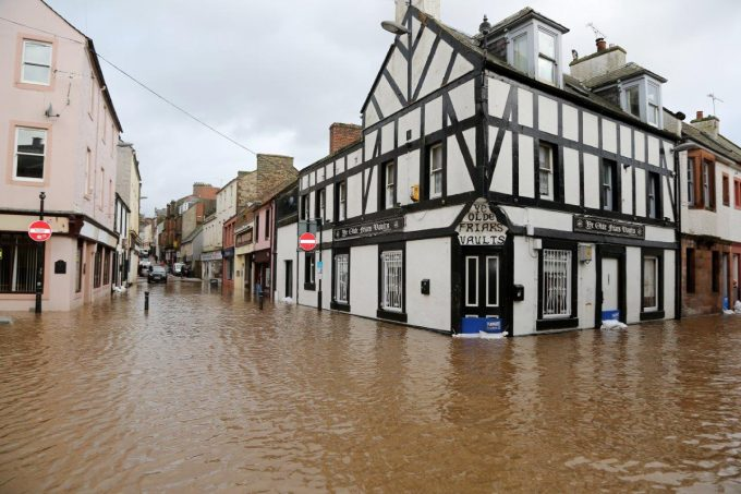 Flooding in Dumfries (12)