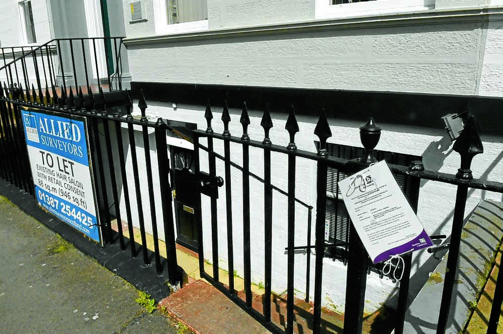 Charity launches funding bid in battle for premises