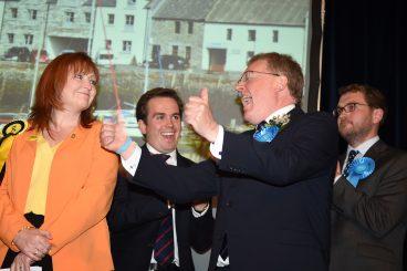 Tories hold DCT … SNP gain D&G