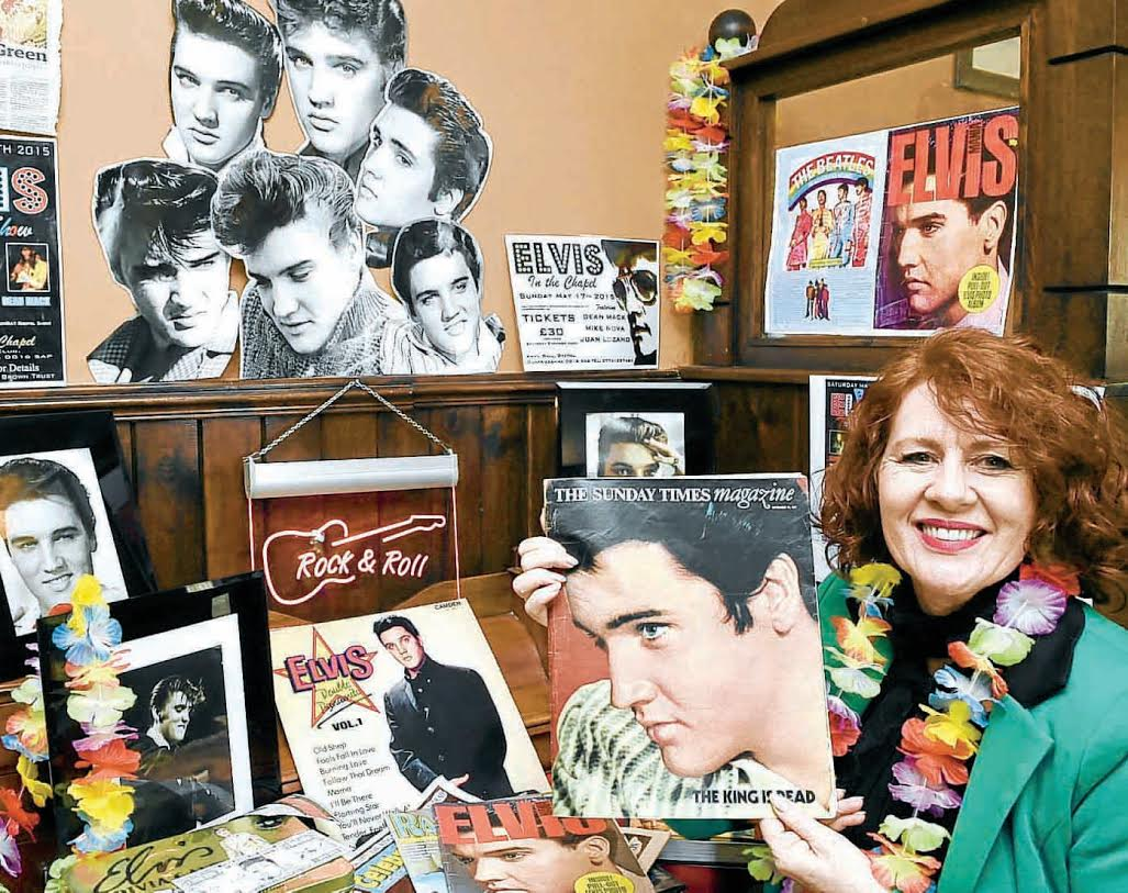 Shaking up the wedding sector with Elvis vows