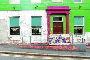 Backlash over bar paint comments