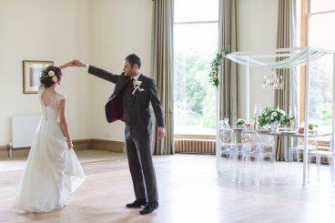 Vintage passion turns bridal business