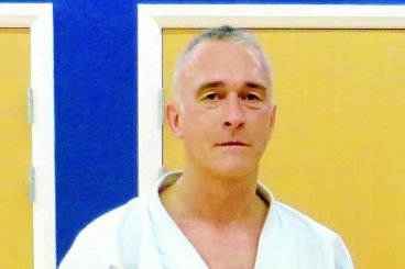 Strong support for debut karate comp