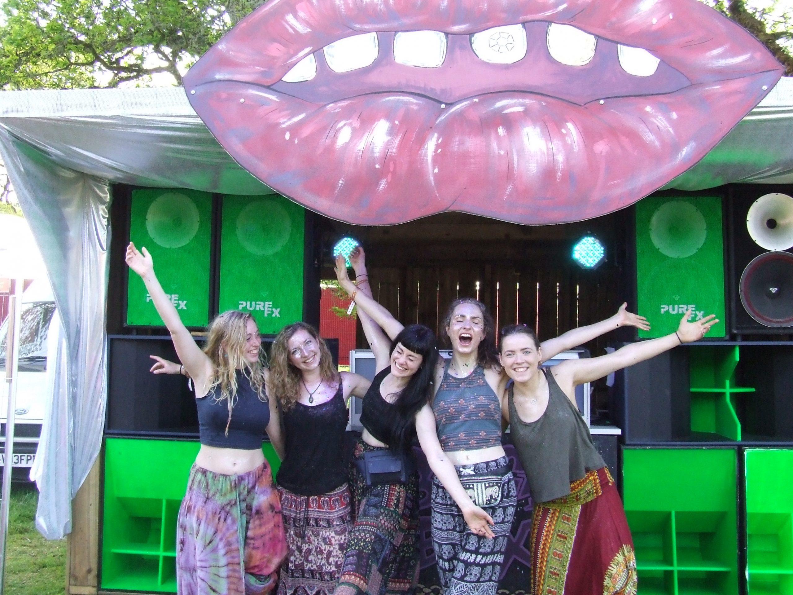 Crowds flock to Eden Festival
