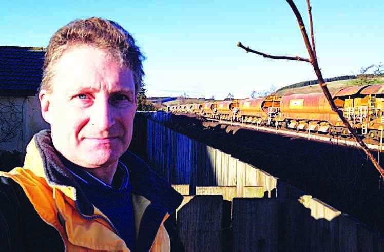 Simon Walton Campaign for Borders Rail