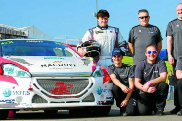 Goodwood date for rally team