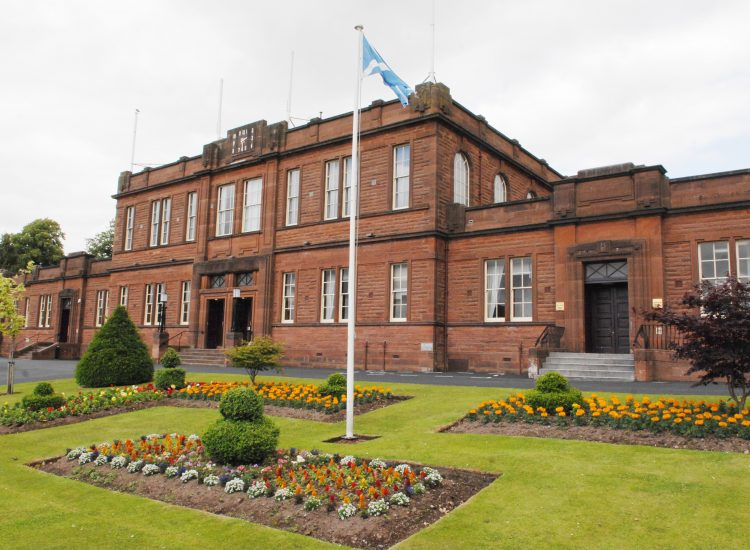 Easterbrook Hall to remain closed until 2021