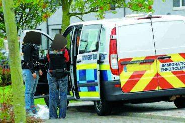Gang jailed after sham wedding at Gretna