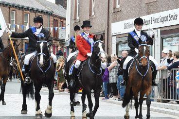 Inspector hails gala goers for good behaviour
