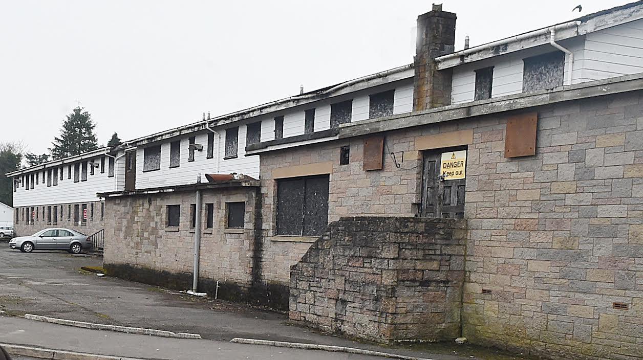 Fresh hopes for derelict hotel