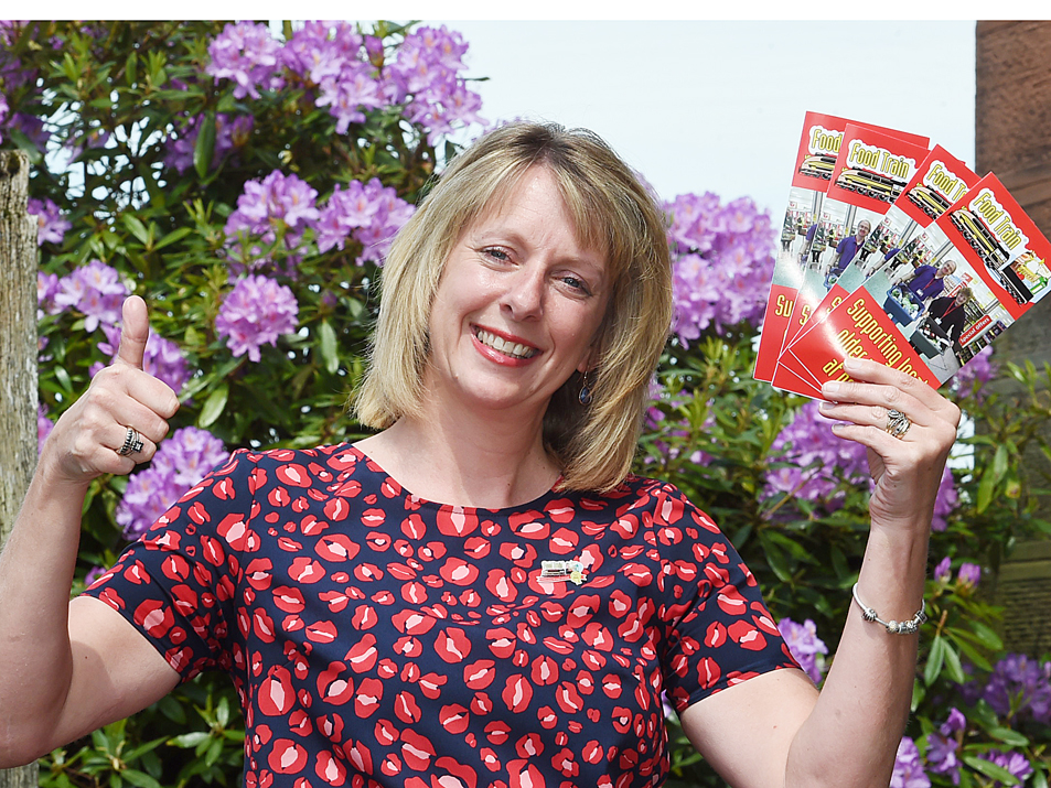 Charity stalwart receives an MBE