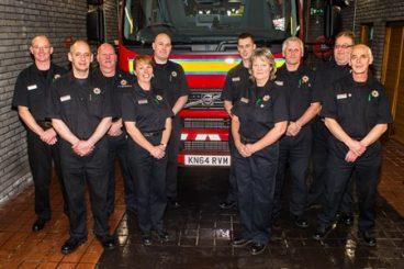 £235k new fire tender for rural station