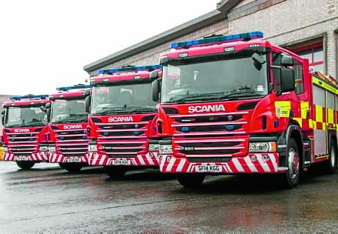 Lorry blaze closes motorway