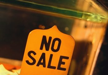 No sale for hotel