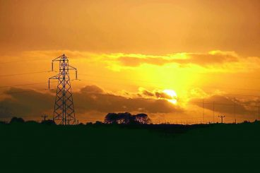 Objections to power pylon chain plan