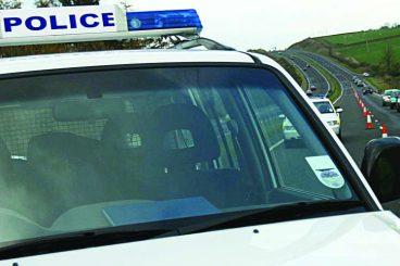 £92,000 motorway drugs haul