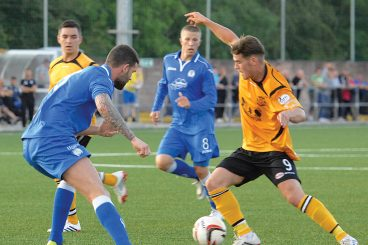 Home Cup tie for Queens