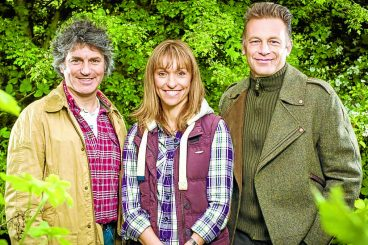 Lights, camera, action at WWT centre this autumn
