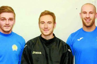 Trio of new faces at Raydale
