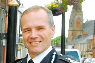 Reaction to police chief's resignation
