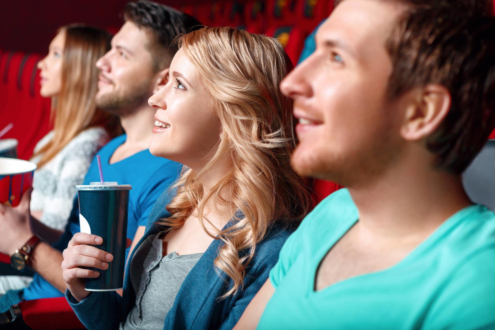 Cinema free ticket offer
