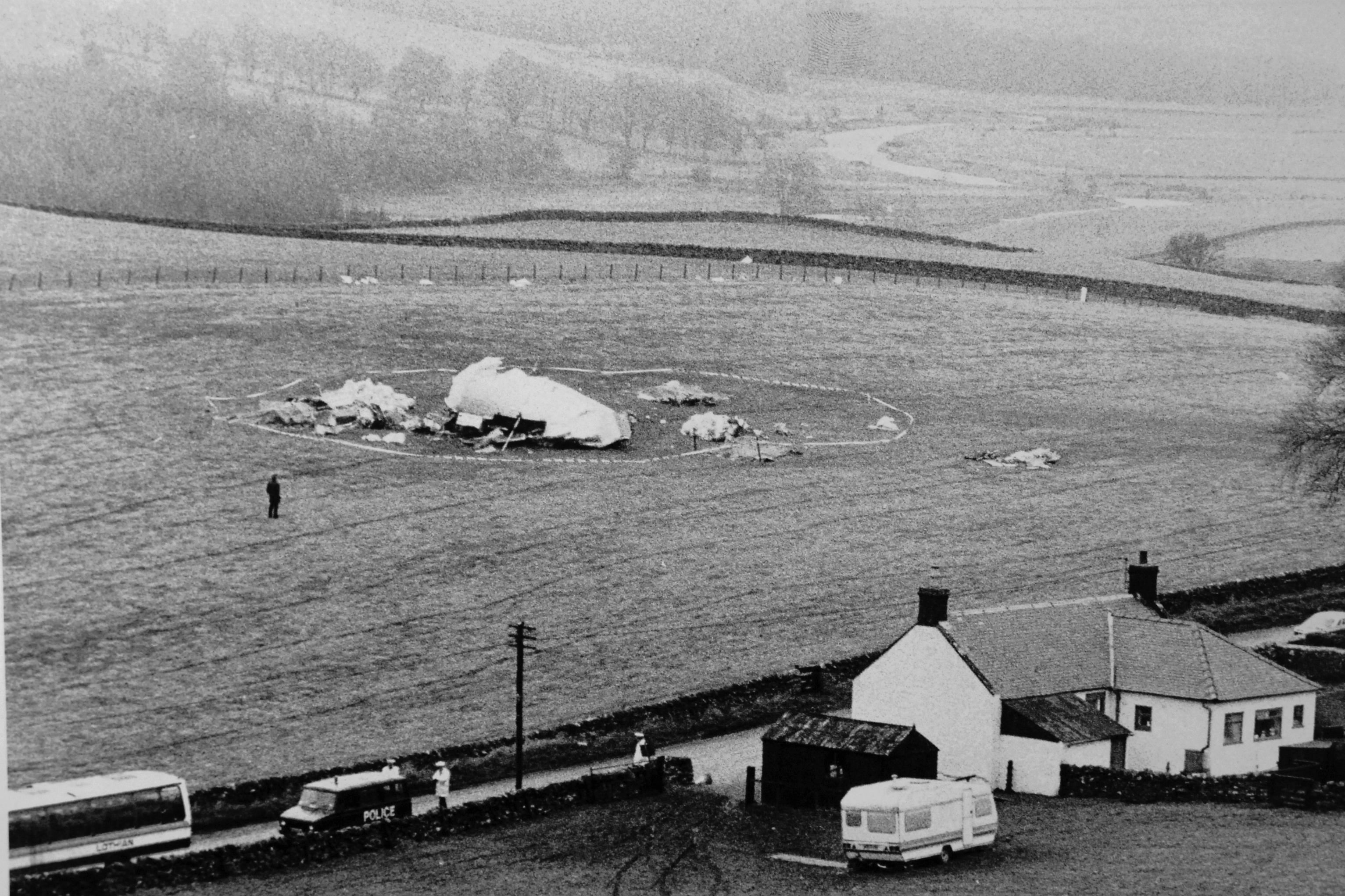 Bid To Question New Lockerbie Bomb Suspects Dng24
