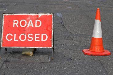 Street closed for emergency repairs