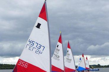 Sail club makes shortlist