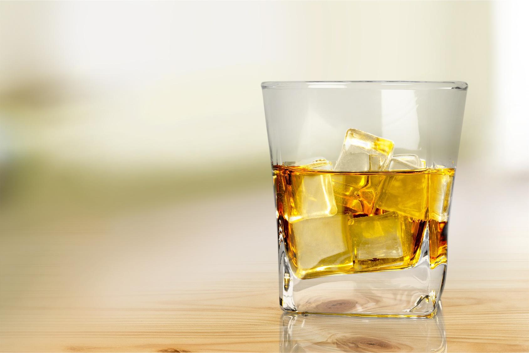 High praise for whisky