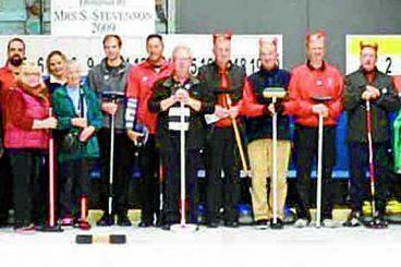 Grand match in Lockerbie