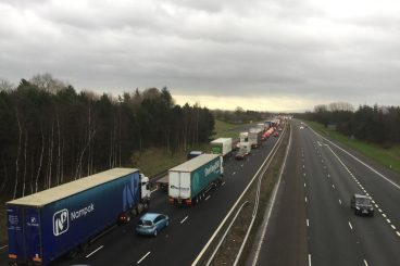 UPDATE: M74 crash victim named