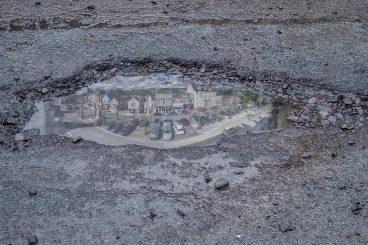 Council pen poem to soothe pothole plight