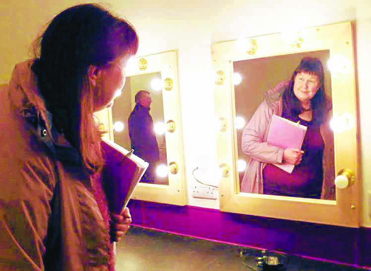 Has revamp disturbed theatre ghosts?