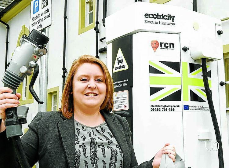 Annandale's transport future set to be electric