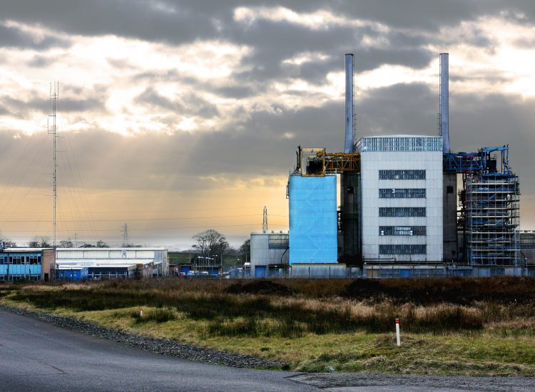 Chapelcross misses out on fusion plant