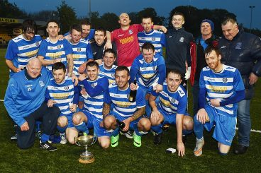 Trophy hattrick for St Cuthberts