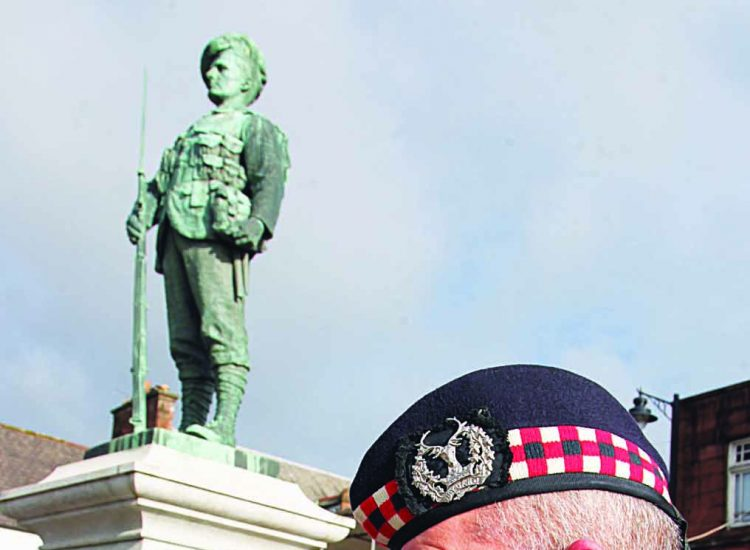 War memorials chance to shine