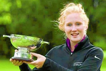 Golfer Gemma shares  her love of the game