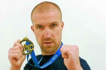 Kickboxer crowned world champ