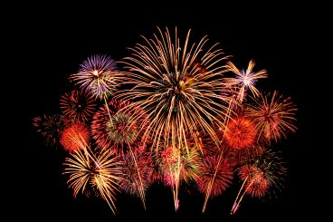 Fireworks fury